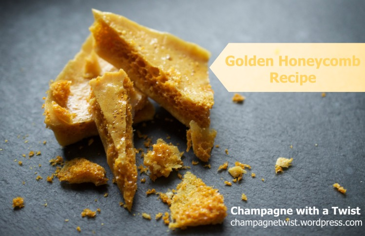 honeycomb recipe, hokey pokey recipe
