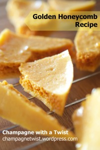 Golden Honeycomb Recipe champagnetwist.wordpress.com