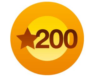 200 likes Champagnetwist.wordpress.com