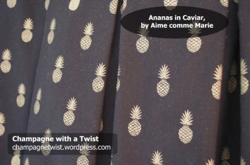 Ananas by Aime comme Marie