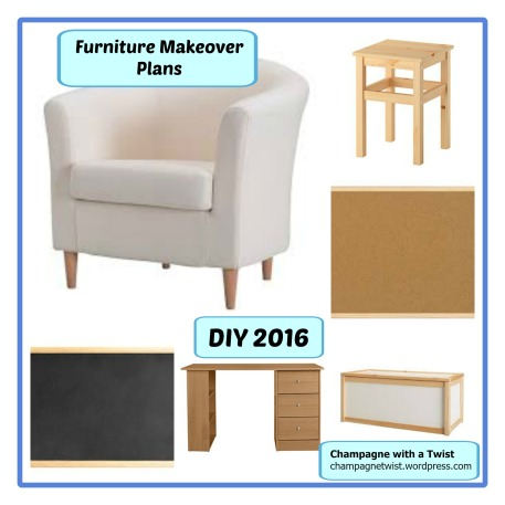 Furniture Makeover Plans
