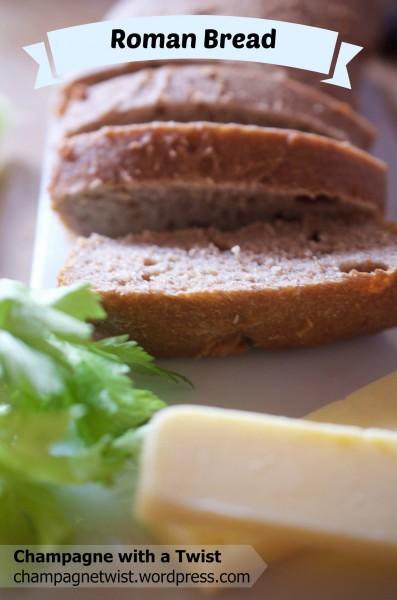 Roman Bread –recipe