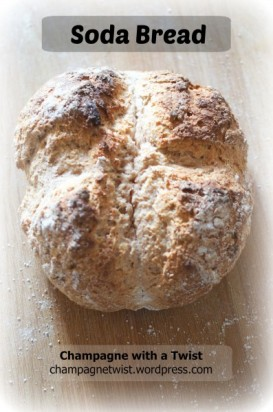 Soda Bread - recipe