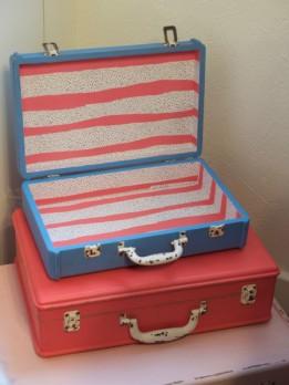 storage luggage, suitcases, champagnetwist.wordpress.com