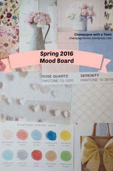 mood board spring 2016