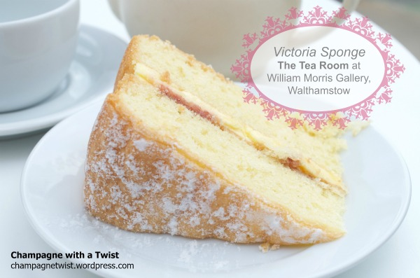 Tea Room at the William Morris Gallery –Review
