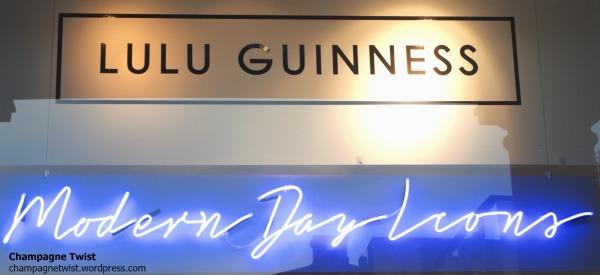 Lulu Guinness Modern Day Icons