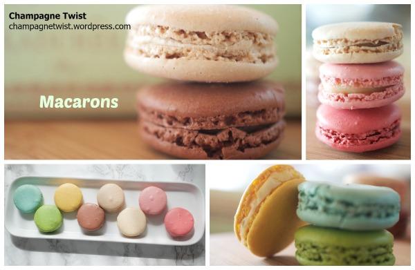 macarons photo collage - champagnetwist.wordpress.com