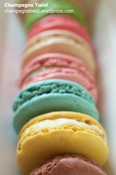 Macarons - champagnetwist.wordpress.com