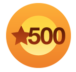 500 likes on Champagne Twist champagnetwist.wordpress.com