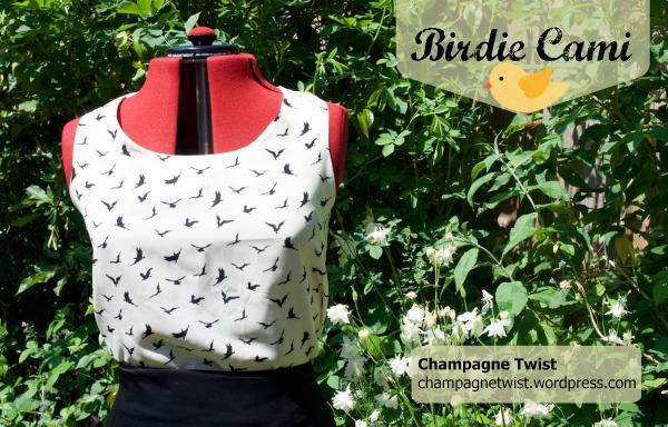 Silk cami pattern by Sew Over It. Champagnetwist.wordpress.com