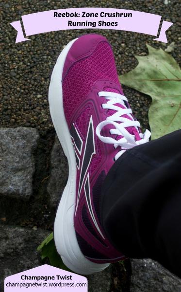 Review: Zone Crushrun running shoes byReebok
