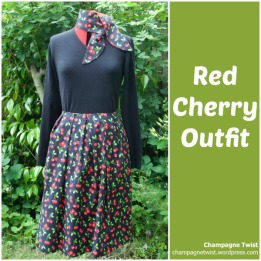 Red Cherry Outfit