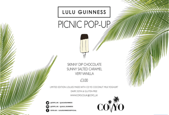 Picnic Pop-Up Lulu Guinness COYO