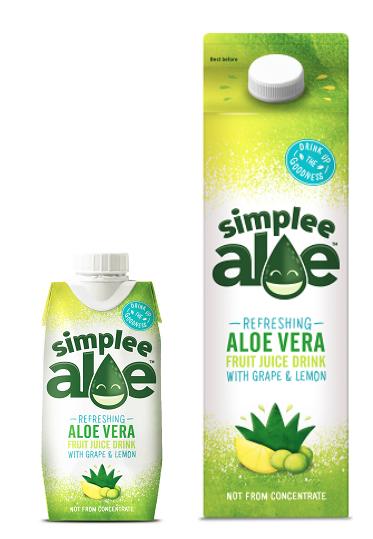 Aloe Vera juice drink