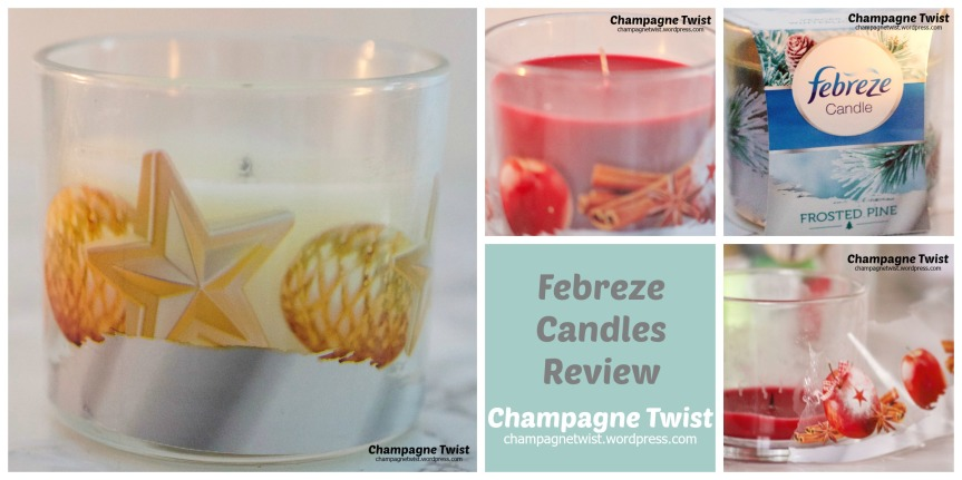 Febreze Scented Candle Reviews