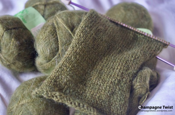 knitting green scarf.jpg