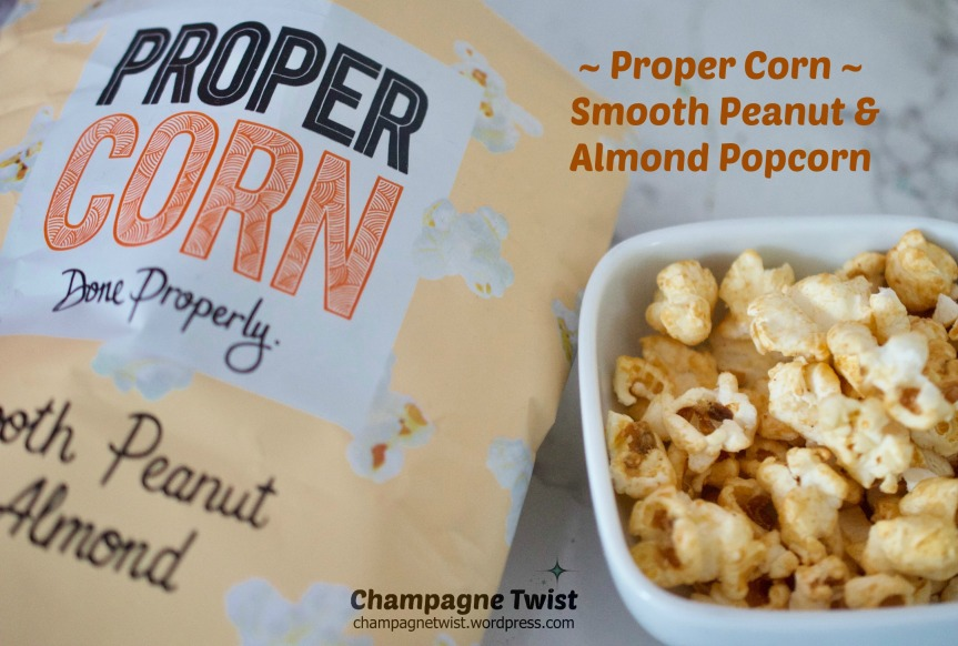 Proper Corn Smooth Peanut and Almond – review