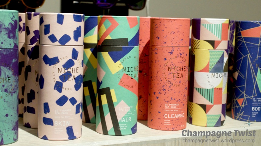 Niche Co. Tea: Skin – review