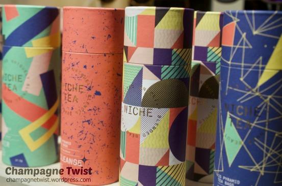 Niche Tea, Champagne Twist