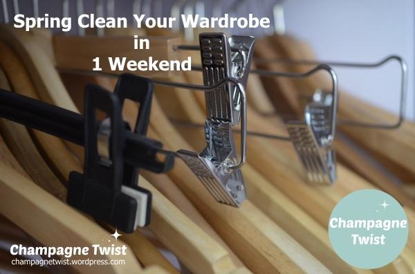 hangers clean wardrobe