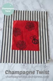 Clothkits bag and purse set | Champagne Twist - champagnetwist.wordpress.comv