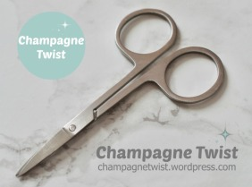 scissors | champagne twist - champagnetwist.wordpress.com