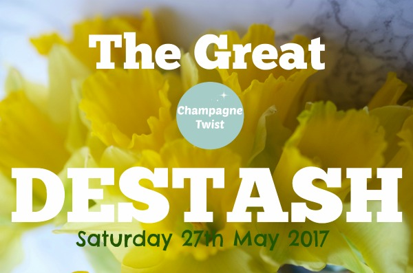 The Great Champagne Twist Destash: Q&As, T&Cs and Sale Schedule