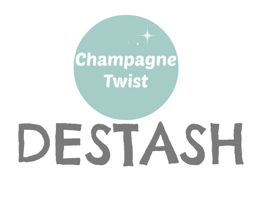 Champagne Twist Destash Page – now live!