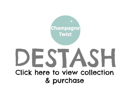 Champagne Twist Destash