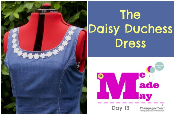 Me Made May – Day 13 – Refashion Project | ChampagneTwist