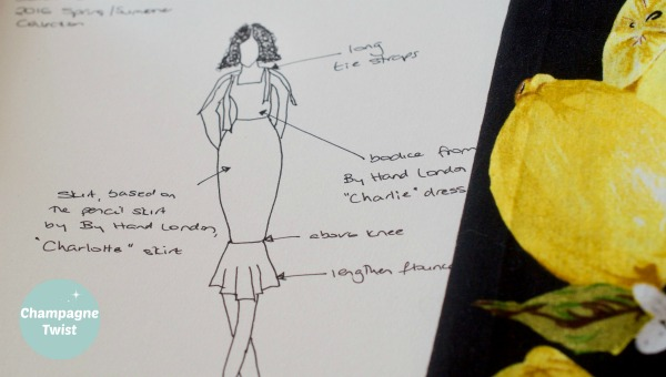 lemon dress plan