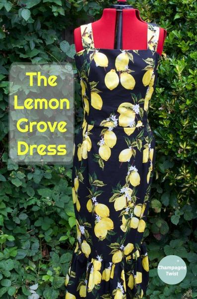 The Lemon Grove Dress