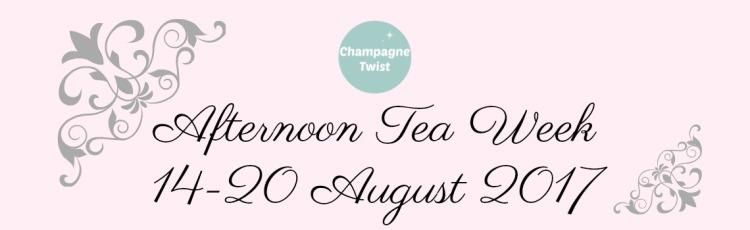 afternoon tea week banner