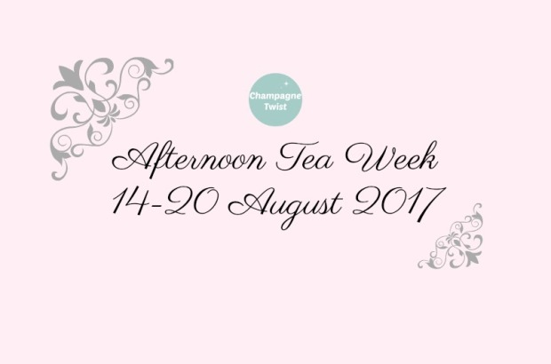 Afternoon Tea Week 14-20 August 2017