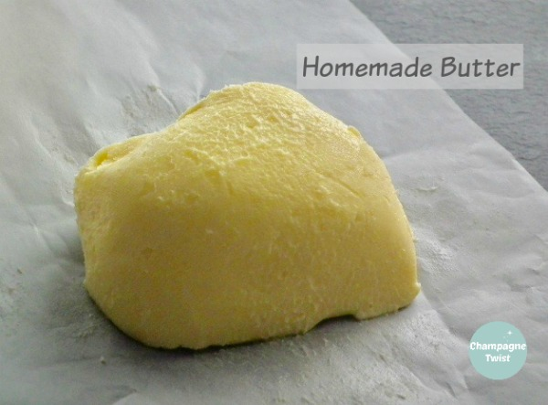 butter homemade