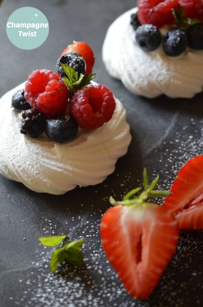 cheat's berry meringue nests 2