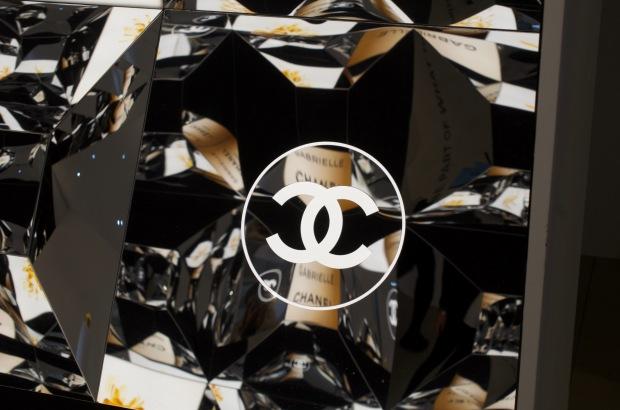 Chanel - logo - Espace Gabrielle Chanel - champagnetwist.com
