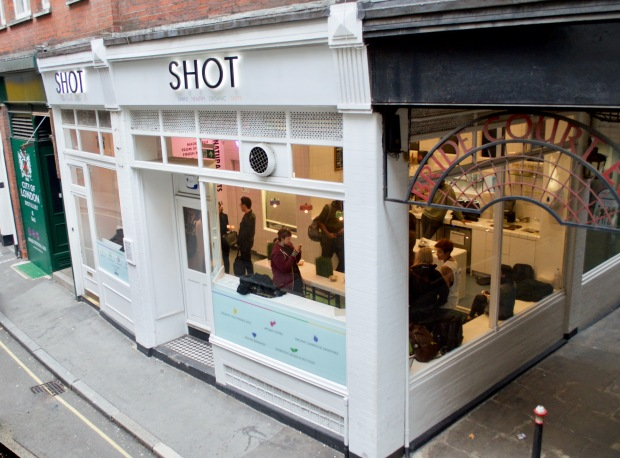 SHOT. London