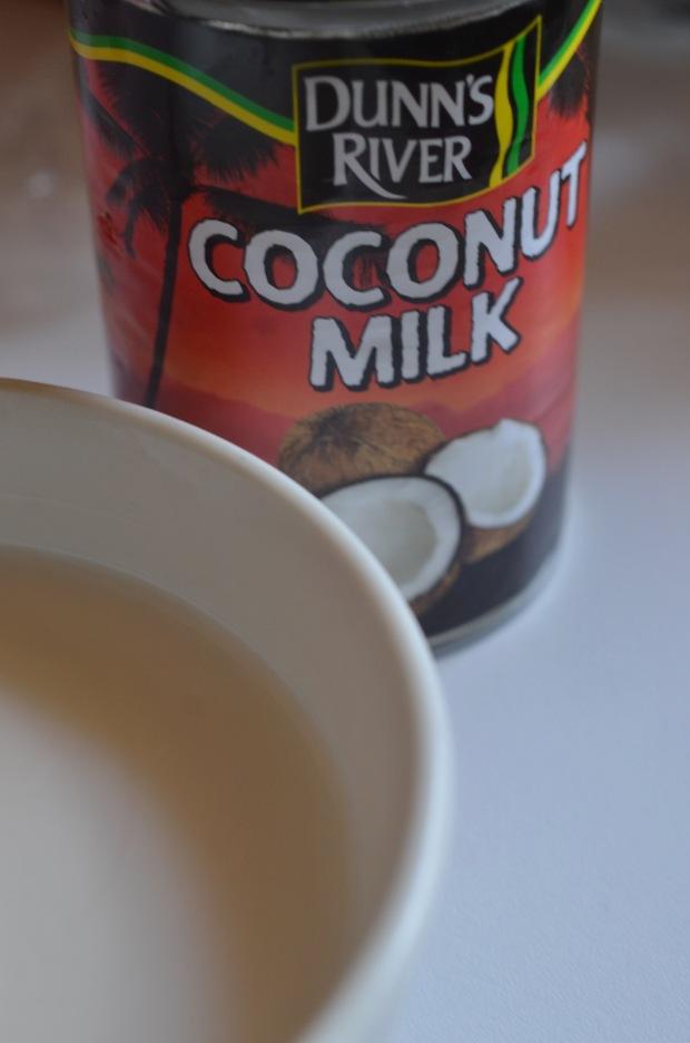Dunn's River coconut milk champagnetwist.com