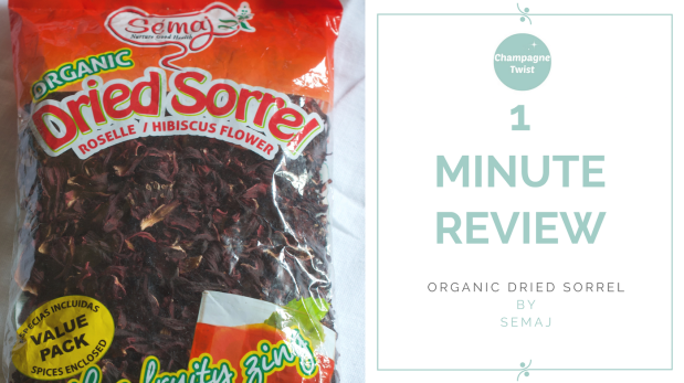 Organic Dried Sorrel Semaj | Champagne Twist