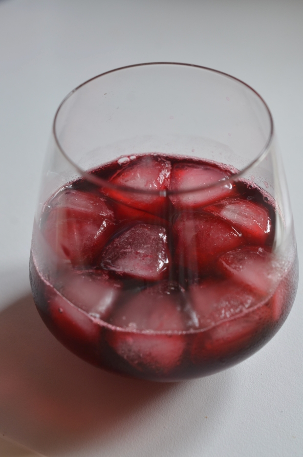 Sorrel drink | Champagne Twist