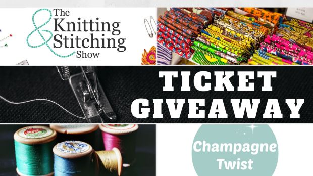 Ticket giveaway LONDON | Champagne Twiat
